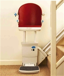Perch Standing Straight Stairlift by Handicare